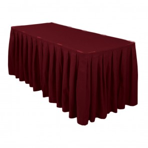 14-foot-accordion-pleat-polyester-table-skirt-burgundy