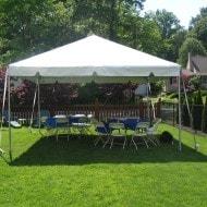 15x15 tent