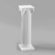 40 inch column