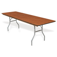8 & 6 ft  Banquet Tables S