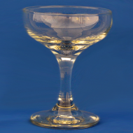 Champagne-Saucer